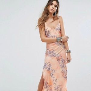 Free people slip dress